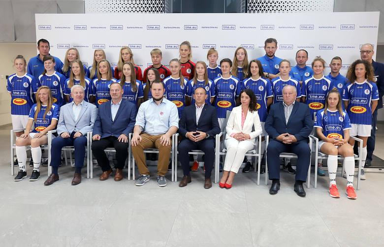 Piłkarki nożne TME Grot SMS inaugurują sezon ekstraligi