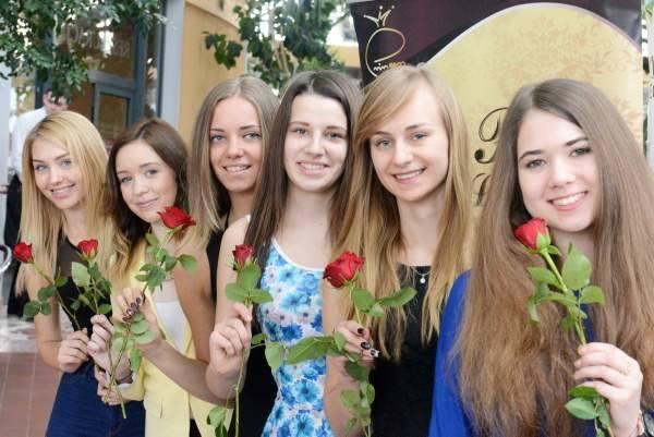 Casting do wyborów Miss Ziemi Lubuskiej (zdjęcia)