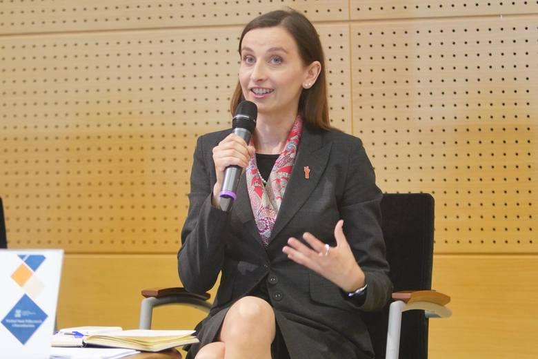 Sylwia Spurek w październiku ogłosiła, że rezygnuje z członkostwa w Wiośnie Roberta Biedronia. To z list tej partii w maju 2019 r. zdobyła mandat europosłanki
