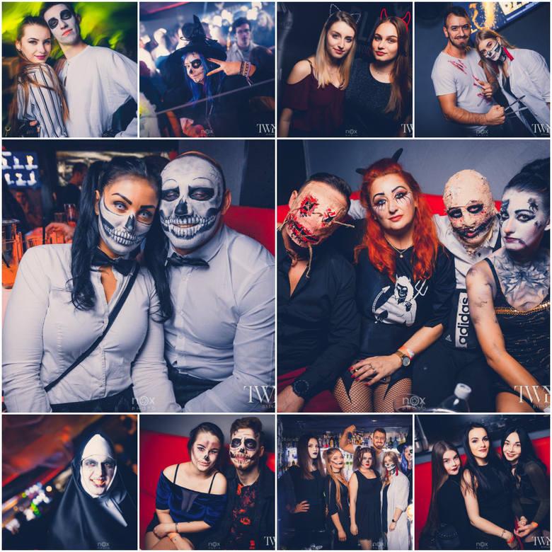 Za nami kolejna halloweenowa impreza w Twenty Bydgoszcz. Zobaczcie, jak bydgoszczanie bawili się w jednym z najbardziej obleganych klubów w mieście.