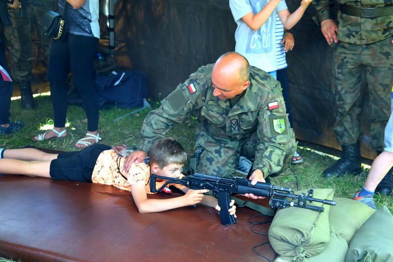 Święto Wojska Polskiego 2019: piknik wojskowy w Skierniewicach [ZDJĘCIA]
