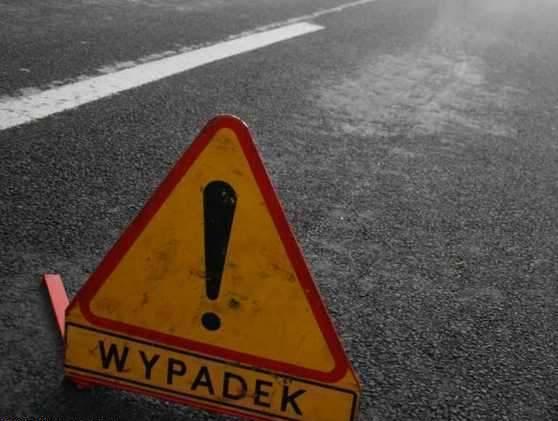 Do wypadku doszło na ul. Łużyckiej w Gryfinie.