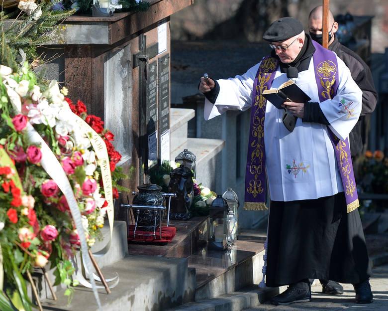Pogrzeb Bogusława Pruchnika prezydenta Przemyśla w latach 1982-1988 [ZDJĘCIA]