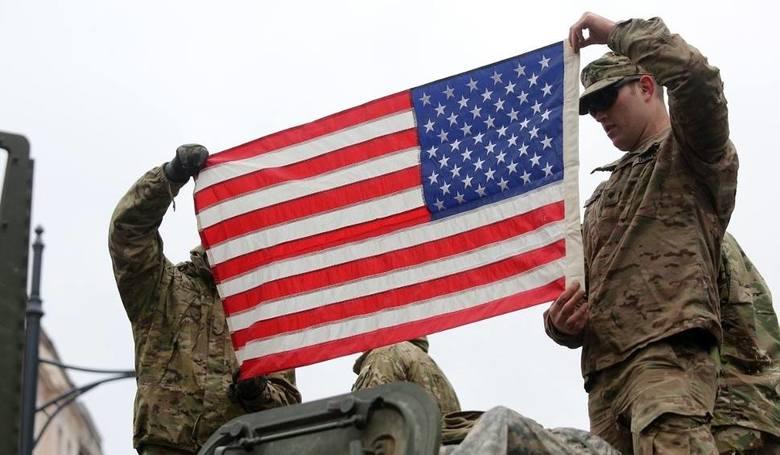 Wojska amerykańskie w Wielkopolsce stacjonują m. in. w Poznaniu i Powidzu