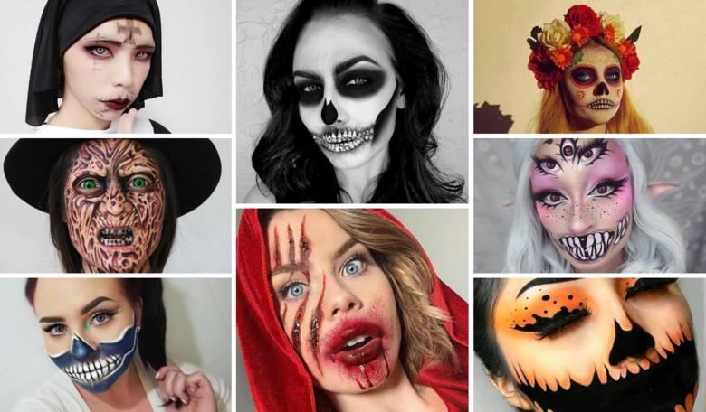 Makijaż na Halloween potrafi być nie lada wyzwaniem. W końcu każdy chciałby wyglądać efektownie i robić wrażenie nie tylko strojem, ale także make-upem.
