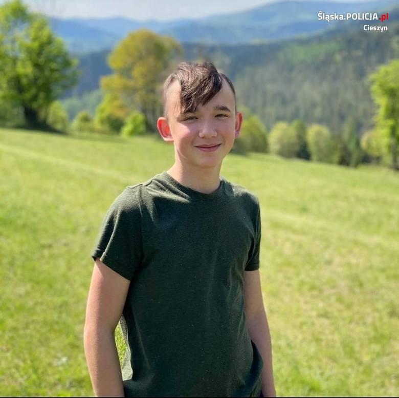 Zaginął 14-latek z Cieszyna. Policja prowadzi poszukiwania