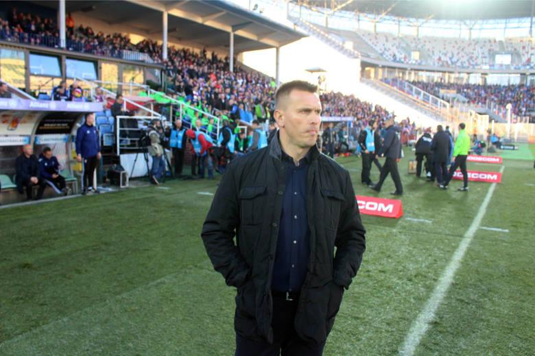 Leszek Ojrzyński musi podnieść Arkę Gdynia. Derby z Lechią Gdańsk coraz bliżej