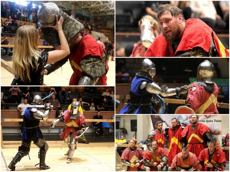 Na hali SDS w Szczecinie odbył się w sobotę turniej rycerzy. Sami zawodnicy nazywają to MMA rycerskim. ZOBACZ TEŻ:- Spotkanie z Historią Pomorza Zachodniego