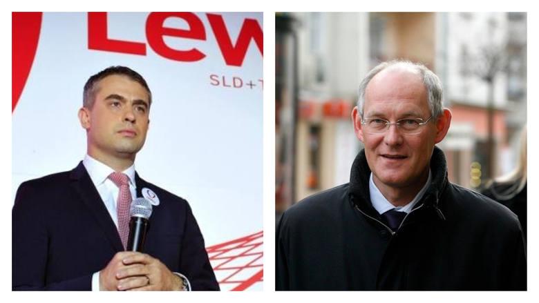 Krzysztof Gawkowski i Robert Kwiatkowski liderami Lewicy w regionie.