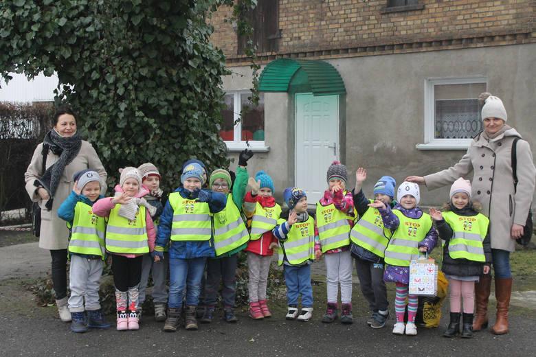 Przedszkolaki z Kosieczyna