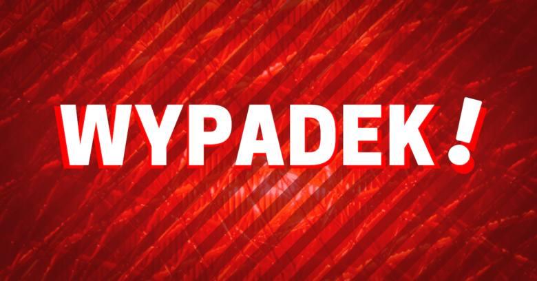 Tragiczny wypadek niedaleko Golubia-Dobrzynia. Jedna osoba nie żyje!