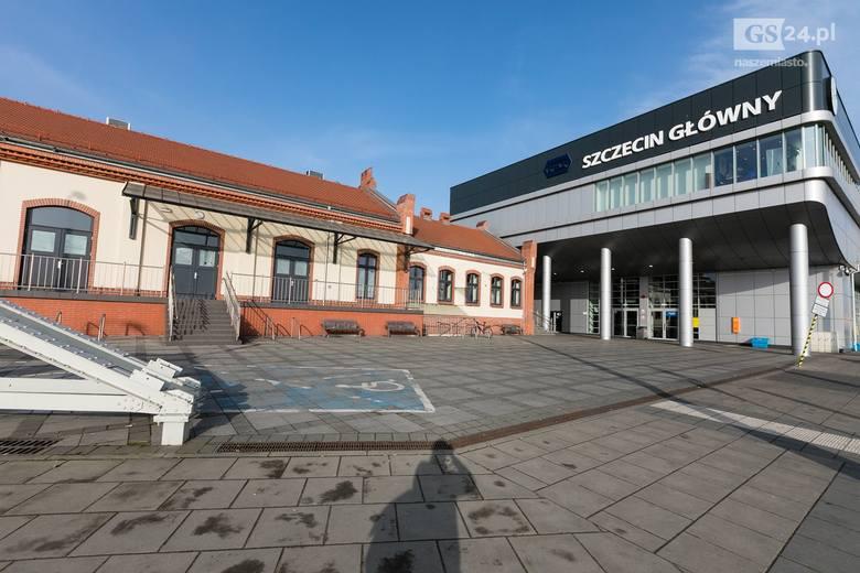Dworzec PKP w Szczecinie: Wiemy, co będzie znajdowało się w dawnej sortowni! [ZDJĘCIA]