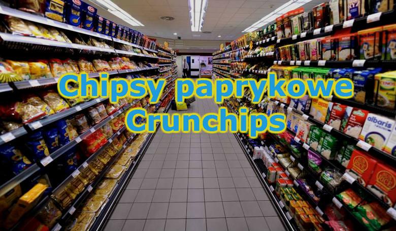 Chociaż opakowanie było identyczne, to w polskich sklepach jest o 25 g mniej chipsów. Polskie – smażone na oleju palmowym, zawierały glutaminian monosodowy,