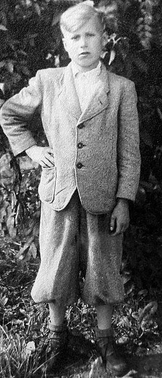 fot. Archiwum Józefa Bednarza<br /> Józef Bednarz. Zdjęcie zrobione jeszcze na Wołyniu