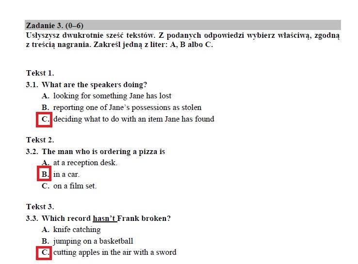 Matura poprawkowa 2020 język angielski. ODPOWIEDZI i ARKUSZ CKE 8.09.2020? Czy egzamin z angielskiego sprawił trudność zdającym?