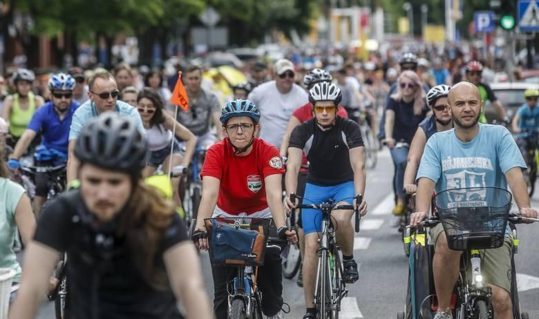 Wielki Przejazd Rowerowy 2017 na Pomorzu. Impreza w 200 urodziny roweru [zdjęcia]