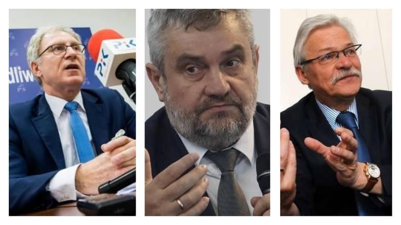 Wybory parlamentarne do Sejmu za nami. W dalszej części galerii zobacz, którzy kandydaci zdobyli najwięcej głosów w naszym regionie. Nie wszyscy z nich