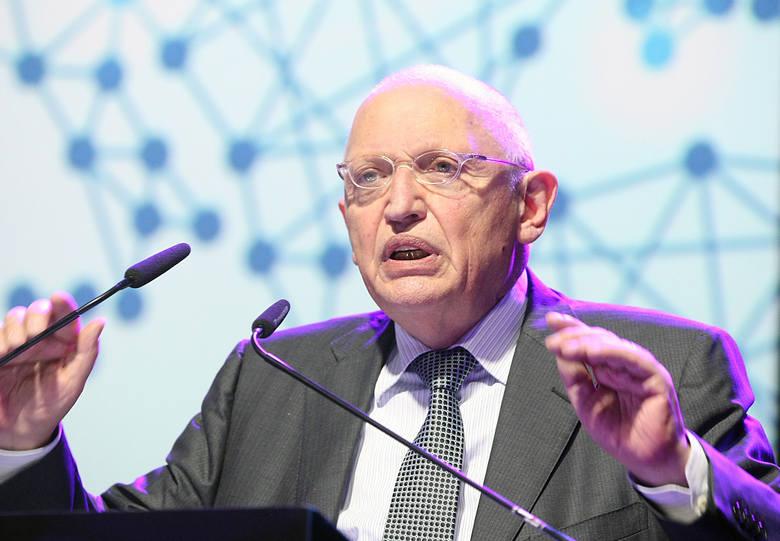 Günter Verheugen, były komisarz w UE, był jednym z gości poprzedniej edycji EFG