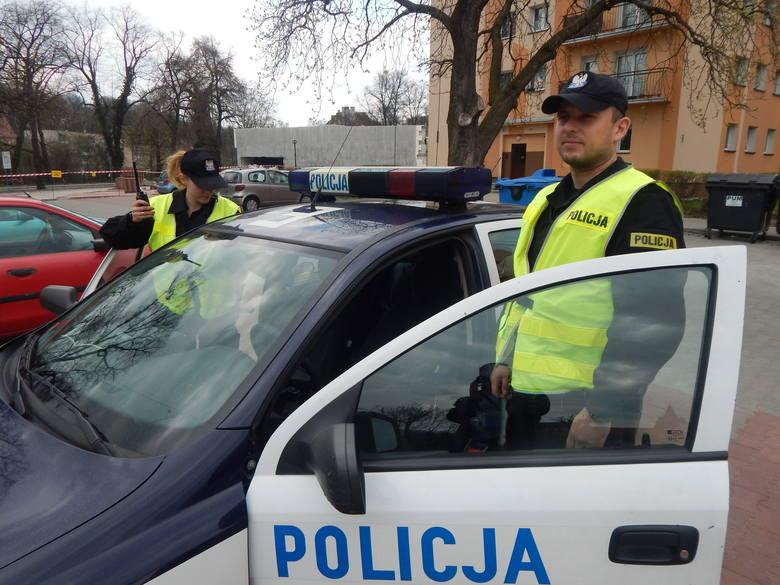 Rada przeznaczyła pieniądze na wyróżnienie policjanta