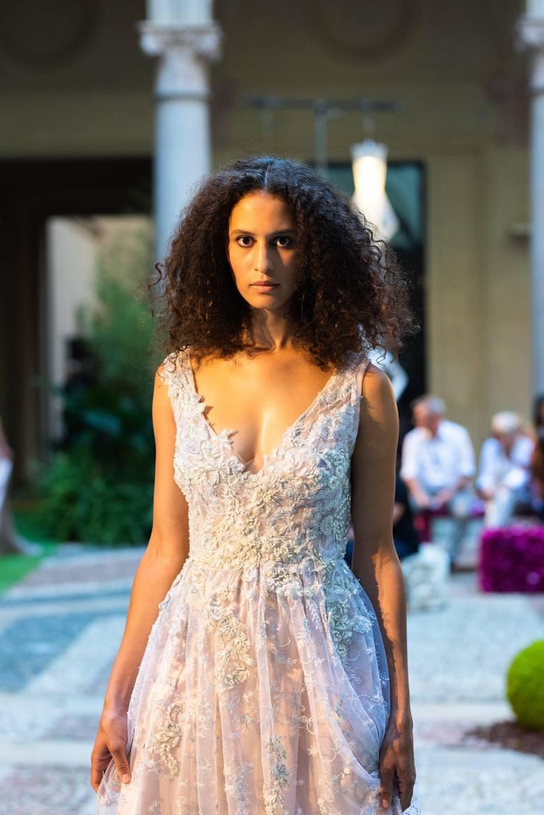 Białostocka projektantka Barbara Piekut z MO.YA fashion na drugim już pokazie w Palazzo Turati w Mediolanie