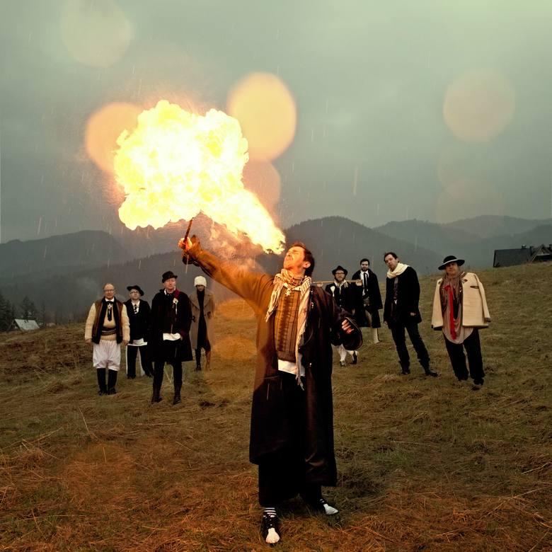 Mariaż podhalańskiego folkloru Zakopower  i orkiestry symfonicznej daje wyjątkowe efekty