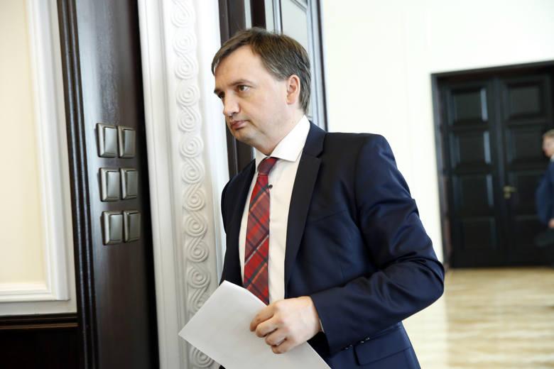 Prokurator Generalny Zbigniew Ziobro skierował do Trybunału Konstytucyjnego wniosek w sprawie Sądu Najwyższego