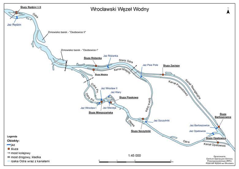 Wrocławski węzeł wodny (WWW) – węzeł wodny na terenie miasta Wrocławia. Obejmuje Odrę, jej dopływy, kanały wodne oraz budowle i urządzenia hydrotechniczne