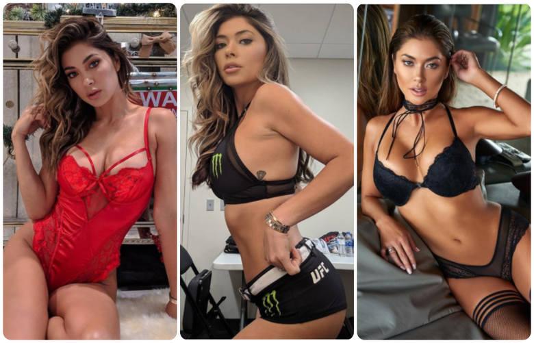 Ma ponad 6 mln fanów na Facebooku i 3,2 mln na Instagramie, jest najbardziej znaną ring girl na świecie, jako pierwsza w historii zarobiła na tej pracy