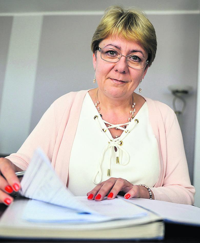 E. Rucińska-Kulesz z PO NFZ: Zmiany, które przygotowuje Resort będą korzystne dla pacjentów[ROZMOWA]