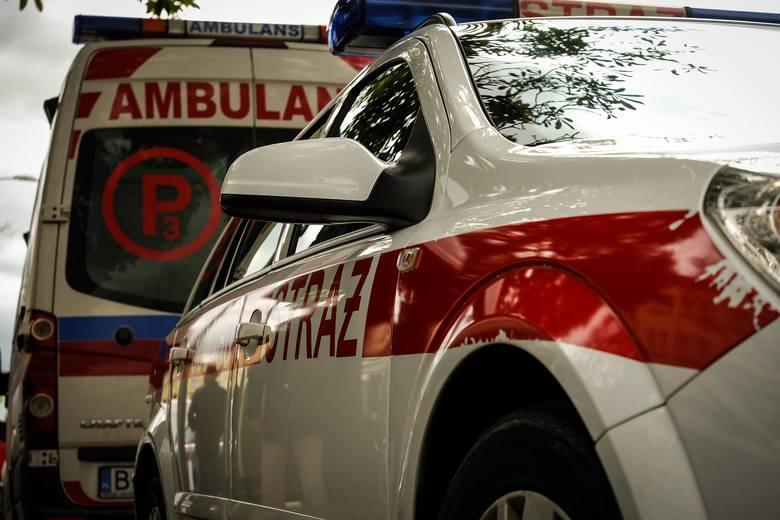 W sobotę, około godz. 5, na drodze wojewódzkiej 653 relacji Olecko - Suwałki w miejscowość Przebród doszło do wypadku