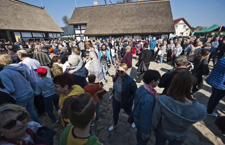 W niedzielę w koszalińskim Jamnie oficjalnie otwarta została Zagroda Jamneńska. To nowe miejsce koszalińskiego muzeum, w którym można zapoznać się z