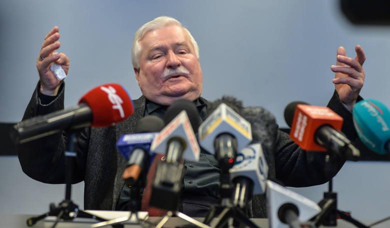 Nie chcą obywatela Lecha Wałęsy