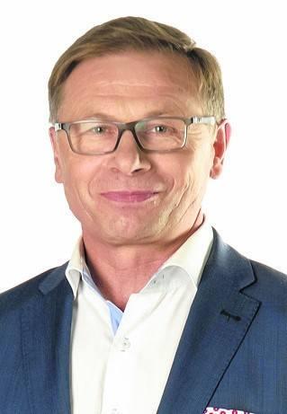 Tadeusz Czajka, wójt Tarnowa Podgórnego<br />