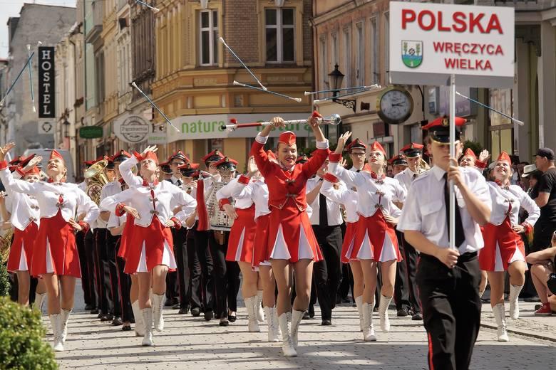 Od przemarszu muzyków ulicami miasta rozpoczął się (w piątek, 14 czerwca) w Inowrocławiu 47. Ogólnopolski Festiwal Młodzieżowych Orkiestr Dętych. Gwiazdą