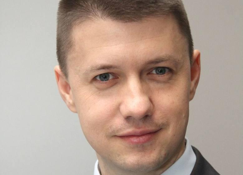 Bartłomiej Dorywalski, radny sejmiku z PiS