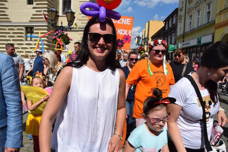 Bajkowa Parada 2019 w Świebodzinie