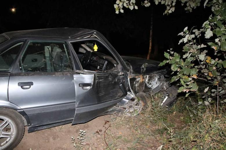 We wtorek (13 sierpnia) o godz. 22.00 brodnicki dyżurny otrzymał zgłoszenie o wypadku drogowym w miejscowości Księte, gm. Świedziebnia. Policjanci, którzy