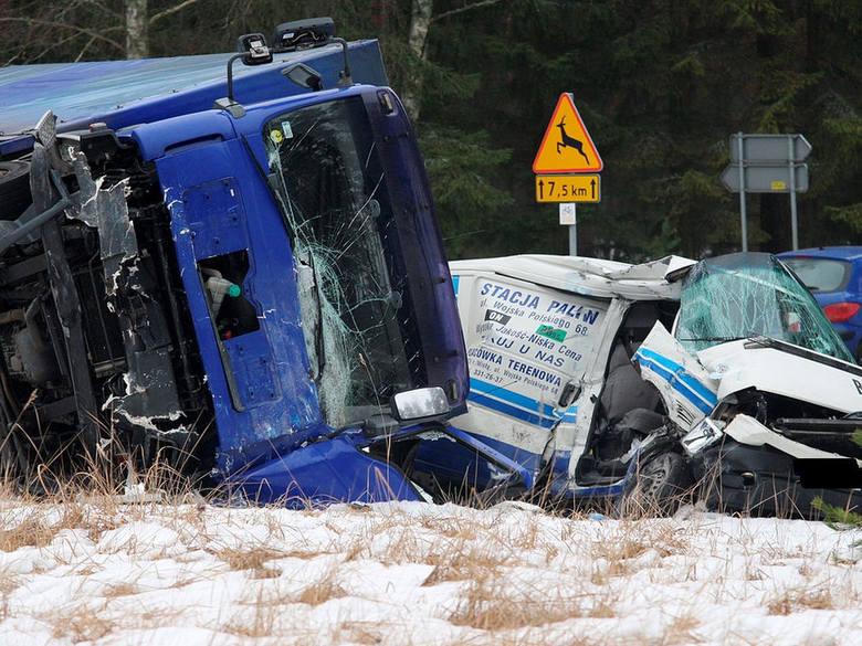 Do tragicznego wypadku doszło w miejscowości Rybno pod Warlubiem.