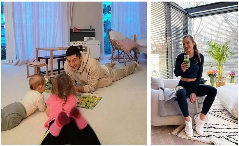Anna i Robert Lewandowski z córkami od lat mieszkają w Monachium. Za luksusową rezydencję w prestiżowej dzielnicy stolicy Bawarii zapłacili około 10