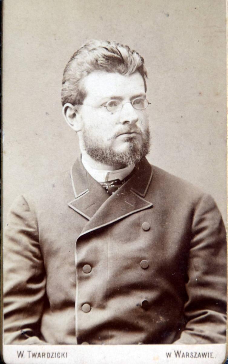 Hieronim Łopaciński (1860-1906), lubelski regionalista, nauczyciel i bibliofil.