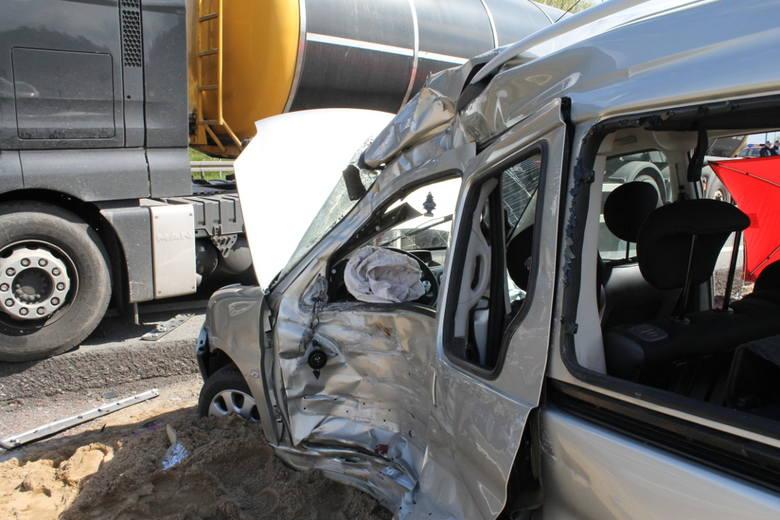 Tragiczny wypadek na obwodnicy Międzyrzecza