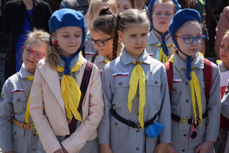 Wojewódzkie obchody 225. rocznicy uchwalenia Konstytucji 3 Maja odbyły się na Starym Rynku