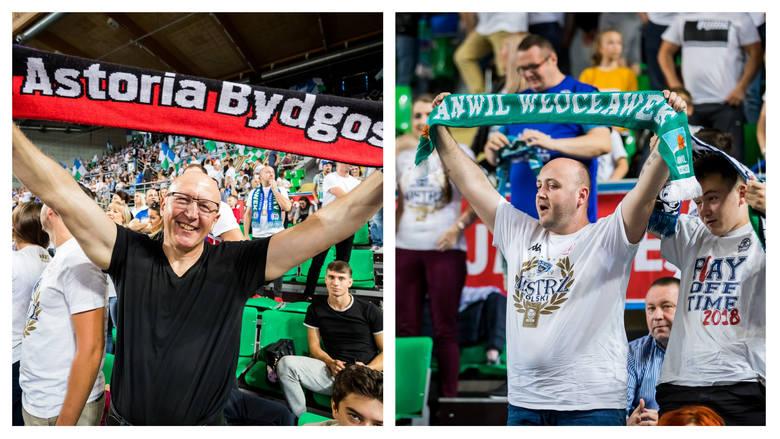 Świetne, derbowe spotkanie rozegrali w Bydgoszczy koszykarze Enea Astorii Bydgoszcz i Anwilu Włocławek. Na parkiecie hali Immobile Łuczniczka lepsi byli