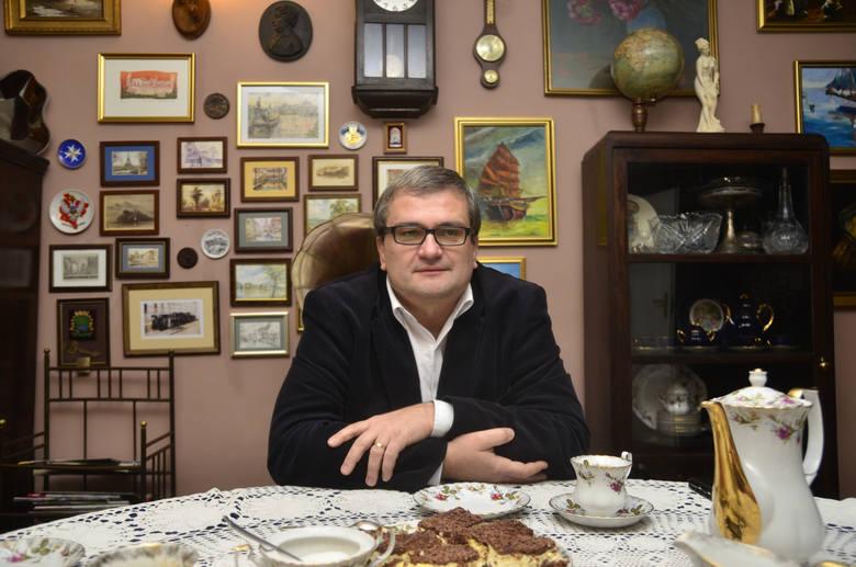 - Może być tak, że w skali miasta będziemy mieć tylko 7-8 mandatów - stwierdza Michał Grześ.