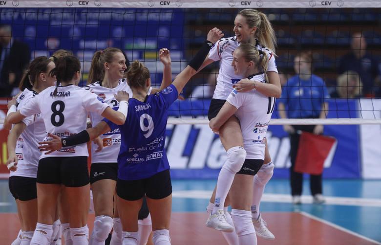 Developres Rzeszów jest faworytem meczu z Proximą Kraków