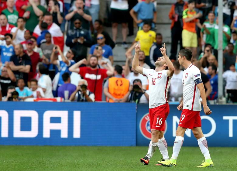 Błaszczykowski zdobył jedyną bramkę w meczu Polski z Ukrainą