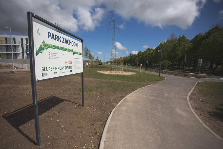 Zobacz, jak wygląda nowy Park Zachodni w Słupsku (zdjęcia)
