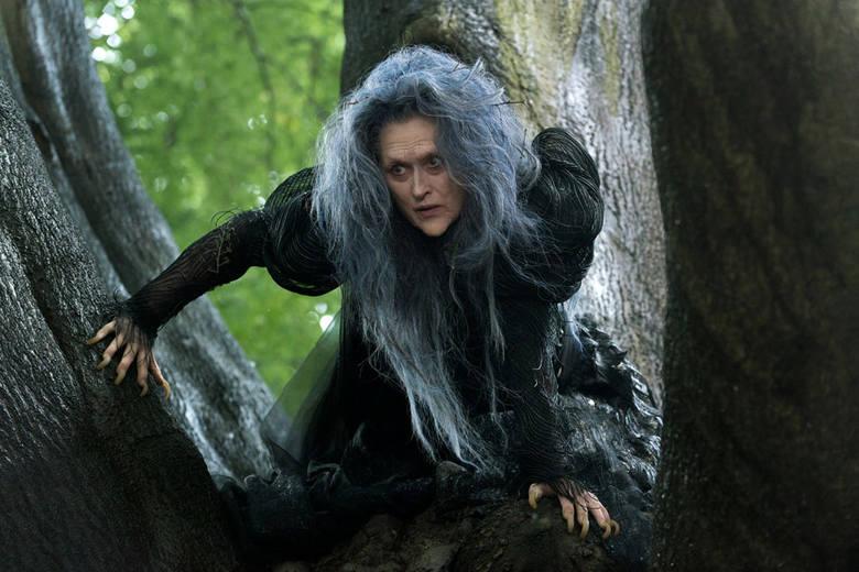 """Meryl Streep w filmie """"Tajemnice lasu"""" (2014)"""