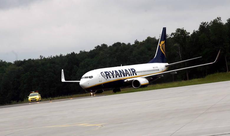 Ryanair najprawdopodobniej nie będzie już latał z Lublina do Liverpoolu