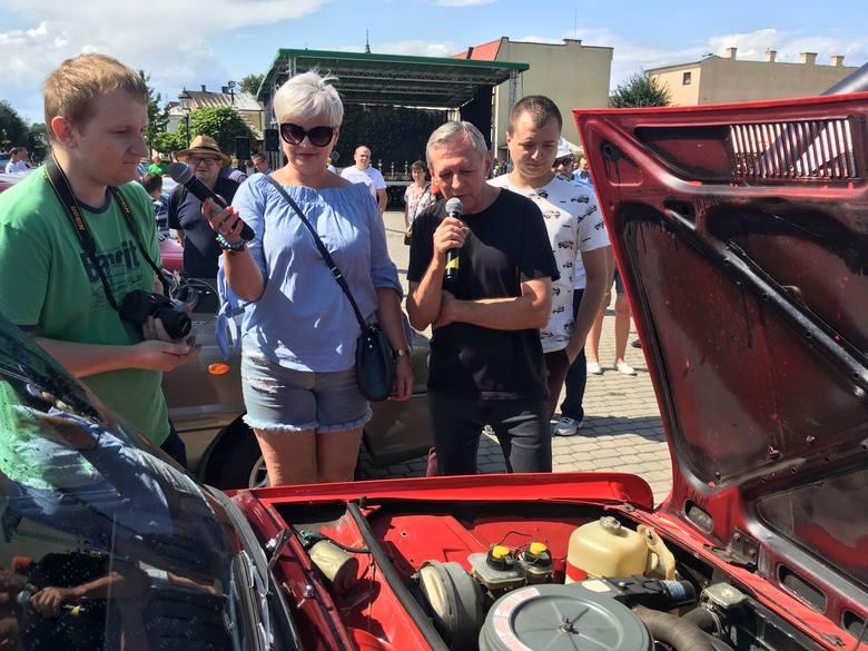 Niedziela, 4 sierpnia, to dzień, w którym opatowski Rynek opanowali pasjonaci motoryzacji z całej Polski. Pokazali oni blisko setkę zabytkowych i unikatowych